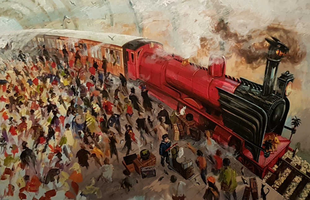 the-hogwarts-express-by-jim-kay-bloomsbury-publishing